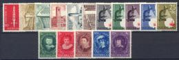 Olanda 1955 Annata Completa / Complete Year **/MNH VF - Unused Stamps
