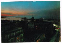 Y959 Molfetta (Bari) - Panorama Notturno / Viaggiata 1967 - Molfetta