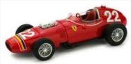 Ferrari Dino 246 F1 - Willy Mairesse - GP Belgium 1960 #22 - Brumm - Brumm