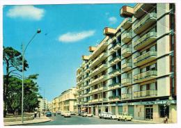 Y963 Molfetta (Bari) - Piazza Garibaldi - Auto Cars Voitures / Viaggiata 1968 - Molfetta