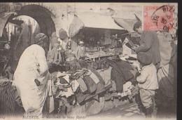 CPA:Bizerte:Marchand De Vieux Habits - Tunisie