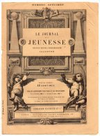Le Journal De La Jeunesse, Numéro Spécimen 1876, 8 Pp. - Livres, BD, Revues