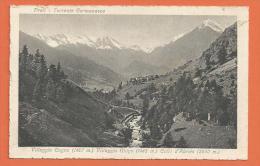 HB310, Prali ,Torrente Germanasca , Villaggio Cugno, Villagio Ghigo, Colla D'Abriès, 21, Non Circulée - Other Cities