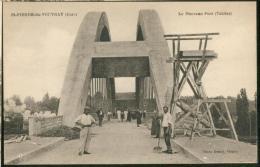 St-Pierre-du-Vauvray  -  Le Nouveau Pont (tablier) - France