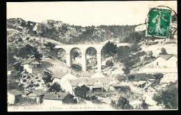 13 MARSEILLE / Viaduc Du Vallon De Riaux / - L'Estaque