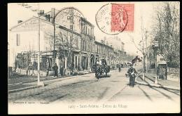 13 MARSEILLE / Saint Antoine, Entrée Du Village / - Quartiers Nord, Le Merlan, Saint Antoine