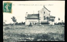 30 VALLERAUGUE / L'Hermitage, Château De Mr. Silhol / - Valleraugue