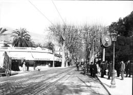 21 - ALPES-MARITIMES - MENTON - Avenue Félix-Faure - Plaques De Verre