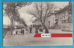 C.P.A. BACCARAT - Rue De Humbépaire - Baccarat