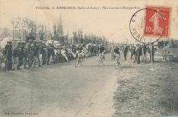 BOURGUEIL - Le Vélodrome - Nos Coureurs Bourgueillois - Altri Comuni