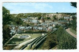 FOUGERES - Vue Sur Le Parc Et Le Château - Fougeres