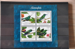 H - 291 ++ ST. VINCENT 2013 VOGELS BIRDS OISEAUX HUMMINGBIRDS KOLIBRI  MNH ** - St.Vincent E Grenadine