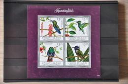H - 290 ++ ST. VINCENT 2013 VOGELS BIRDS OISEAUX HUMMINGBIRDS KOLIBRI  MNH ** - St.Vincent & Grenadines