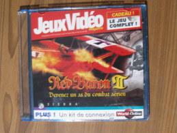 CD-ROM JEU VIDEO - RED BARON II - Devenez Un As Du Combat Aérien - COMPLET - Computerspelletjes