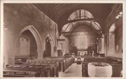 C1930 HEVER PARISH CHURCH - England