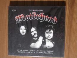 MUSIQUE - MOTÖRHEAD - COMPILATION 39 TITRES - 2007 - THE ESSENTIAL - NEUF SOUS CELLOPHANE - Hard Rock & Metal