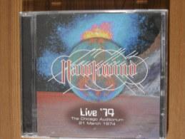 MUSIQUE - CD - HAWKWIND (Avec LEMMY) - LIVE 9 TITRES - 2006 - LIVE´74 CHICAGO AUDITORIUM - NEUF SOUS CELLOPHANE - Hard Rock & Metal