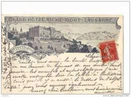 GRAND HOTEL RICHE-MONT LAUSANNE REF 12319 - Svizzera