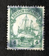 (1970)  Ost Africa 1906  Mi.31  (o)    Catalogue  € .80 - Colony: German East Africa