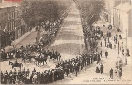 08 CHARLEVILLE 1908 COURS D´ORLEANS REVUE DU 14 JUILLET - Charleville