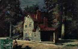 Raphael Tuck Et Fils Oilette - S 954p N°16 - Villes De France, Versailles Petit Trianon Le Moulin - Tuck, Raphael