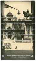 FOTOGRAFIA ORIGINALE PUBBLICITà ENTE NAZIONALE ITALIANO TURISMO VENEZIA CAMPO SAN GIOVANNI E PAOLO E.N.I.T. 1930 - Places