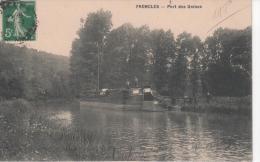 FRONCLES : (52) Port Des Usines - France