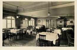 Allemagne -ref A568- Herrenalb , Hotel Waldhorn   - Carte Bon Etat  - - Bad Herrenalb