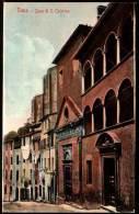 Siena, Italy - Tuscany, Toscana - Casa Di S. Caterina - Siena