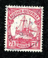 (1999)  Ost Africa 1905  Mi.32  (o)   Catalogue  € 3.00 - Colony: German East Africa