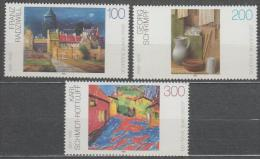 Germany BRD 1995 Art Painting Gemalde Michel 1774-1776 MNH (**). - [7] República Federal