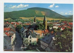 GERMANY - AK 168931 Goslar Am Harz - Blick Vom Achtermannturm Zum Rammelsberg - Goslar
