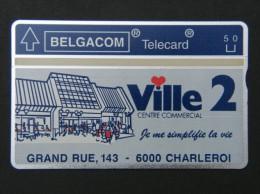 P 262. Ville 2 - Charleroi. 2000 Ex. - Belgium