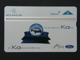 P 566. Ford Ka. 10000 Ex. - Belgique