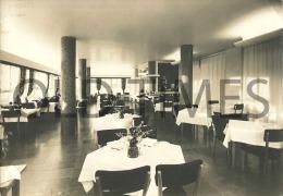 PORTUGAL - ABRANTES - HOTEL DE TURISMO-SALA DE JANTAR - 50S REAL PHOTO PC. - Santarem