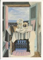 National Gallery Postcard - Pablo Picasso, Still Life In Front Of A Window Saint-Raphäel, 1919, 860055 - Peintures & Tableaux