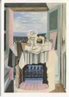 National Gallery Postcard - Pablo Picasso, Still Life In Front Of A Window Saint-Raphäel, 1919, 860055 - Schilderijen