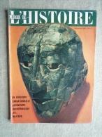 Miroir De L'Histoire Nov 62 N°155 .Sensationnelle Découverte Archéologique Au Mexique.V.sommaire. - History