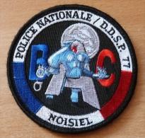 ECUSSON POLICE    DDSP 77  BAC NOISIEL - Police & Gendarmerie