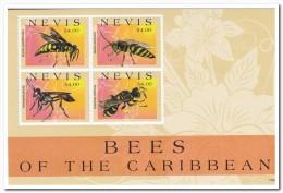 Nevis 2012 Postfris MNH Bees - St.Kitts En Nevis ( 1983-...)