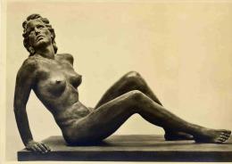 CPSM ALLEMAGNE MUNCHEN HAUS DER DEUTSCHEN KUNST - Sculptures