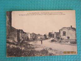 La Chapelle :la Grand Rue - Altri Comuni