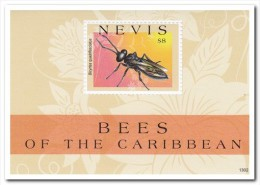 Nevis 2013 Postfris MNH Bees - St.Kitts En Nevis ( 1983-...)
