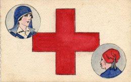 - CPA - 45 - GIEN - Comité De Secours Aux Vistimes De La Guerre 1914-1915 - Canton De GIEN  - 665 - Patriotic