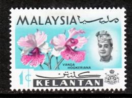 Kelantan  92  *   FLOWERS  ORCHARDS - Malaysia (1964-...)