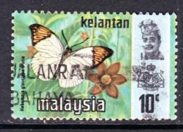 Kelantan  102a  (o)  PHOTOGRAVURE - Malaysia (1964-...)
