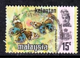 Kelantan  103a  (o)  PHOTOGRAVURE - Malaysia (1964-...)