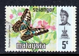Selangor  130 B   (o)  PHOTOGRAVURE - Malaysia (1964-...)