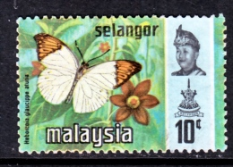 Selangor  132 B   (o)  PHOTOGRAVURE - Malaysia (1964-...)