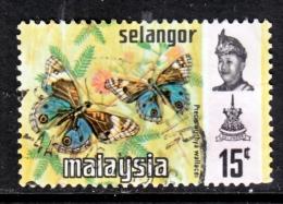 Selangor  133 B   (o)  PHOTOGRAVURE - Malaysia (1964-...)
